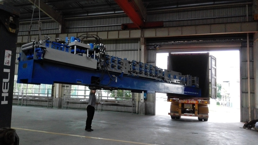 CZ Purlin Forming Machine
