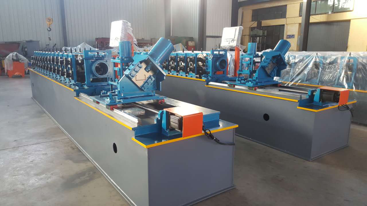 C Purlin Machine Manufacturers