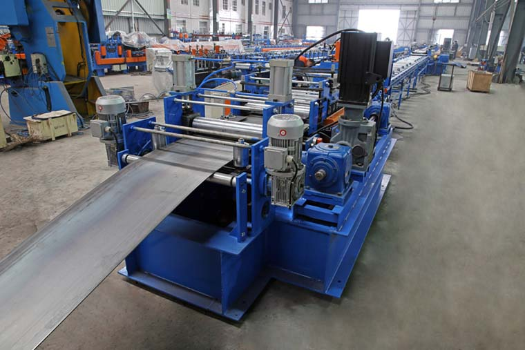 5mm thickness c purlin machine