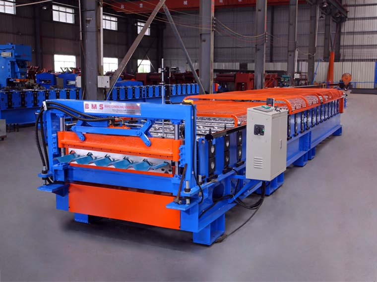 Roofing Panel Machine