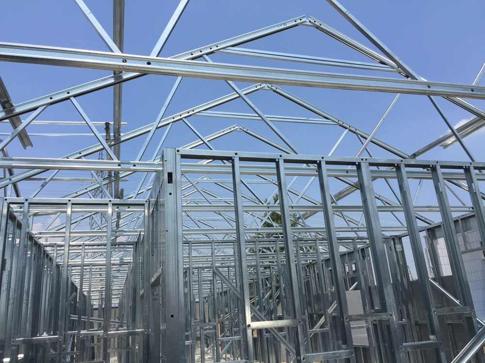 latest company news about Benefits of cold formed steel construction  0