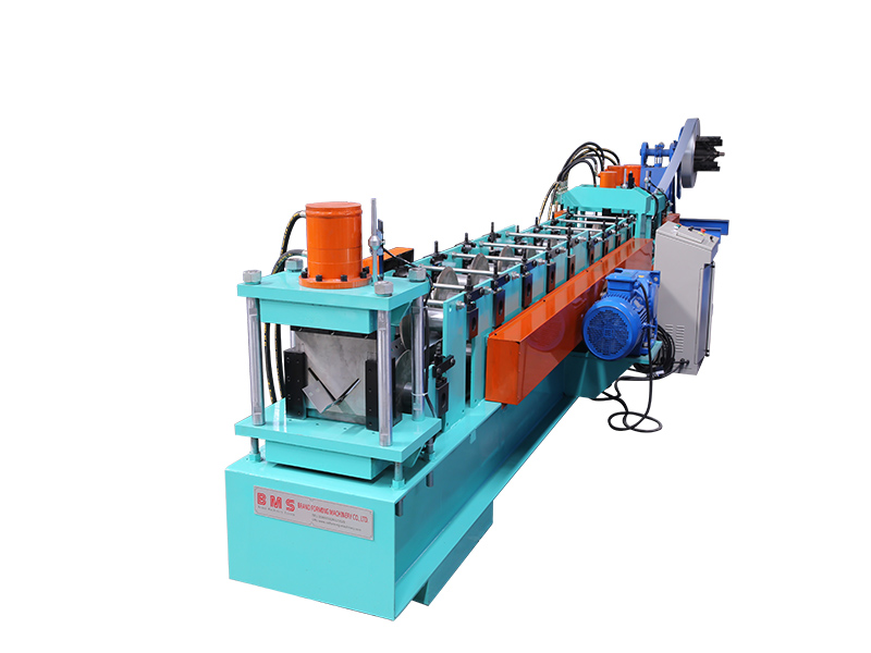 V angle bar roll forming machine
