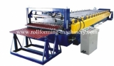 Corrugated Panel Machine for YX16-80-765/1040 profile