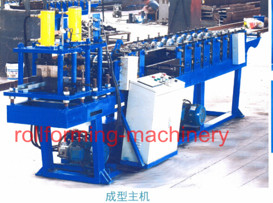CU Stud and Track Roll Forming Machine
