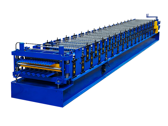 High Quality Double Layer Roll Forming Machine For