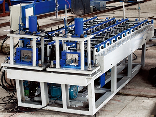 Ceiling Frame and Drywall Partition Forming Machine