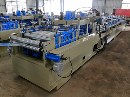 CZ Purlin Machine