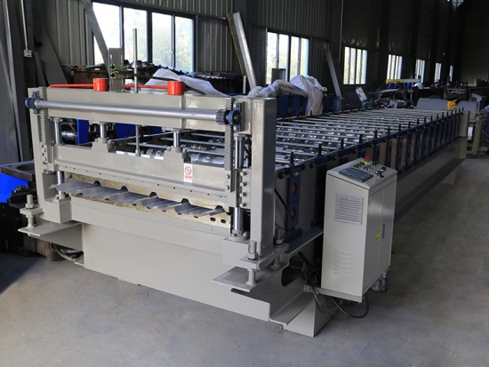 High Quality Roof Panel Roll Forming Machine For YX25-205-1025 Profile