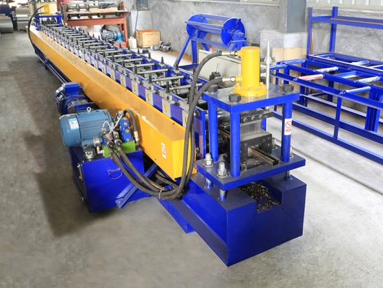 C Purlin Roll Forming Machine for C60-200