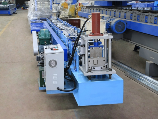 Superior Quality U Channel Roll Forming Machine