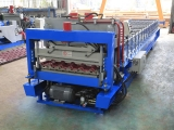 Glazed Tile Roll Forming Machine for profile YX25-162-810