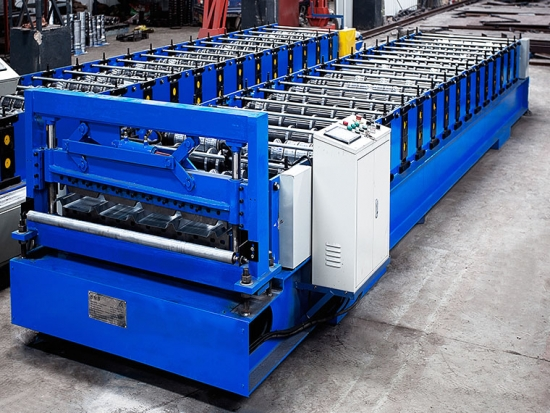 Superior Quality IBR 686&890 Profile Roll Forming Machine
