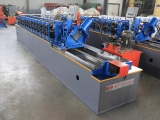 New Style High Speed C Section Roll Forming Machine