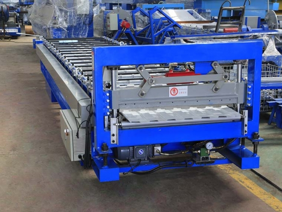 Wall decorative panel(advertising panel) Roll Forming Machine