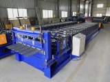 Roof Roll Forming Machine For YX35-200-1000