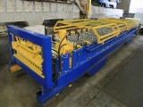 Roof Panel Roll Forming Machine For YX18-840