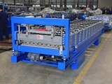 Roof Panel Roll Forming Machine For YX25-830