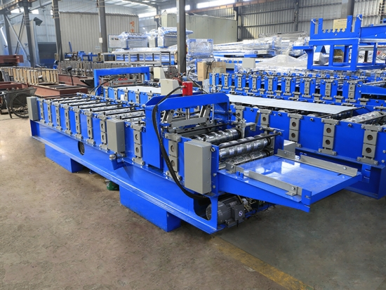 Steel Bar Truss Deck Roll Forming Machine Manufacturers