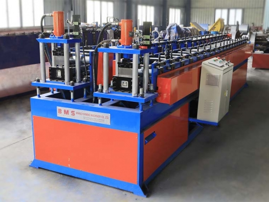 Door Rail Roll Forming Machine