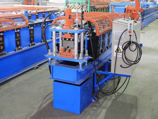 Top Hat Purlin Roll Forming Machine Manufacturers
