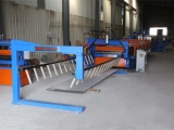 Corrugated Roof Sheet Machine