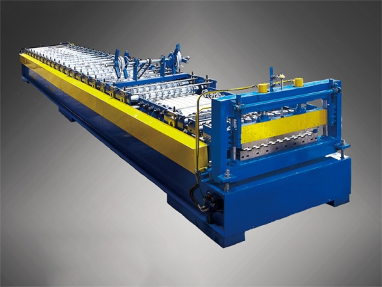 Rolling Shtter Door Machine