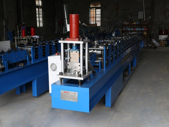 High Quality Door Guide Roll Forming Machine