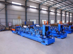 AUTO Change Type C75-300 Purlin Roll Forming Machine