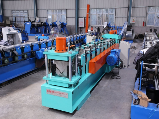 V Shape Angle Steel Bar Roll Forming Machine