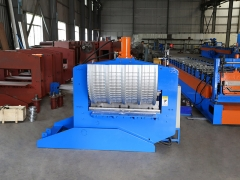 AUTO roof Curving Machine