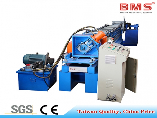 Shelf Pillar  Roll Forming Machine
