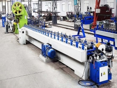 Solar Panel Frame Forming Machine