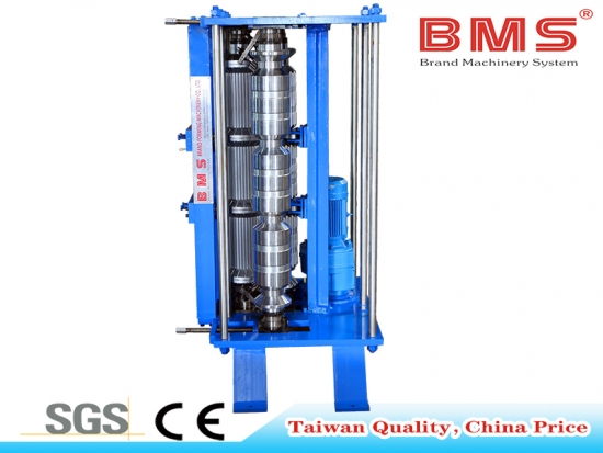 Roofing Panel Crimping Machine