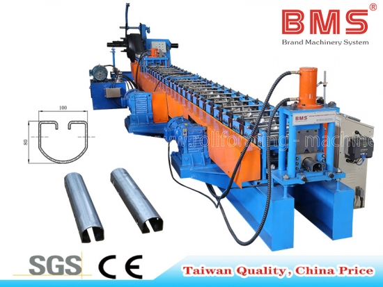 Highway Upright Roll Forming Machine
