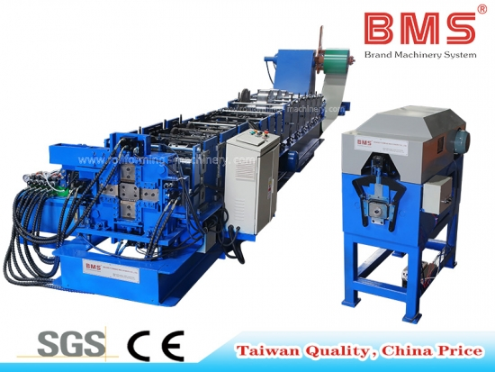AUTO Downspout Pipe Roll Forming Machine