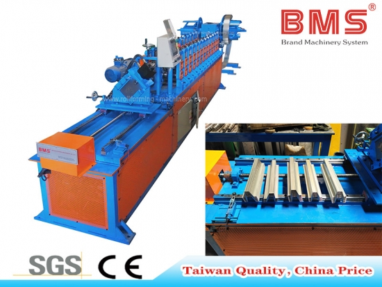 High Speed 45m/min Batten Roll Forming Machine