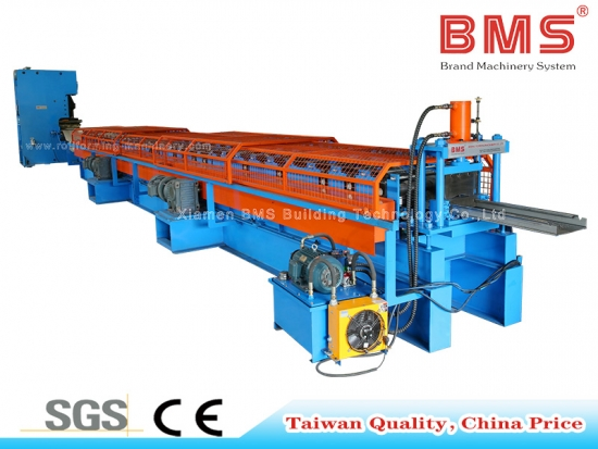 Scaffold Board Roll Forming Machine