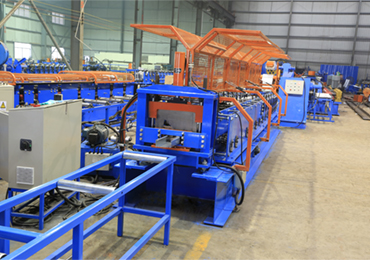 Automatic Beam Roll Forming Machine
