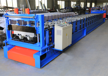 YX68-305-610 Floor Decking Roll Forming Machine