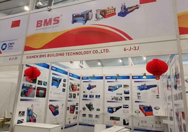 BMS attend 2018 exhibition in Jakarta