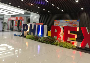 BMS Attend The Philconstruct 2017 Exhibition In Manila