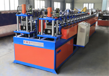 Dual Door Rail Roll Forming Machine (2-in-1)