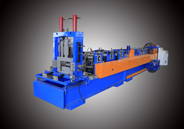 Quick Change CZ Purlin Roll Forming Machine