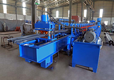 Australia&NEW ZEALAND STANDARD Highway Guardrail Roll Forming Machine